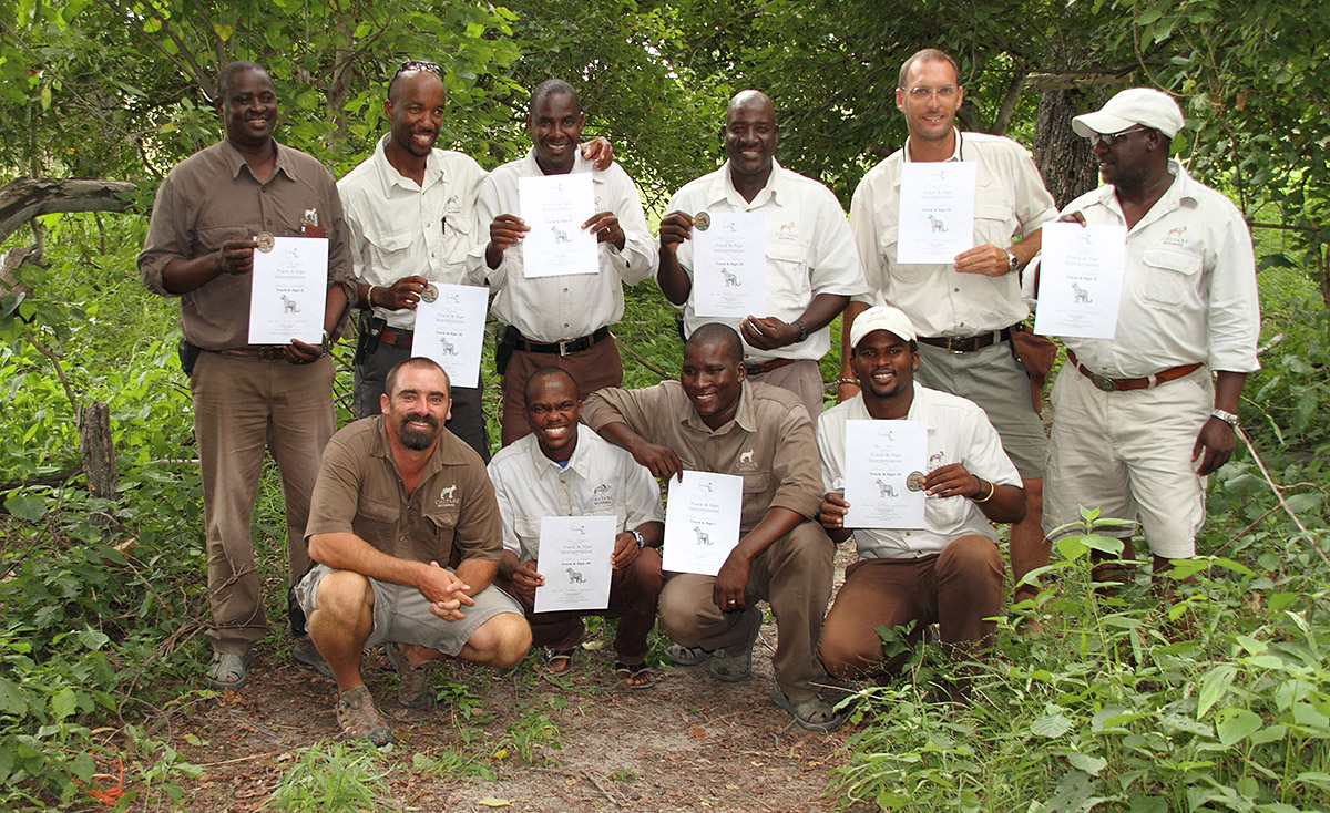 Guide-Training-Okavango-Botswana-February-2012