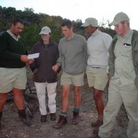 The Bushwise gang, 2004