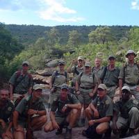 Team picture, 2005