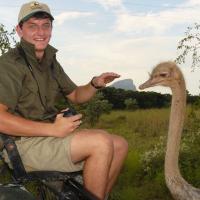 Ostrich and Dederik, 2008