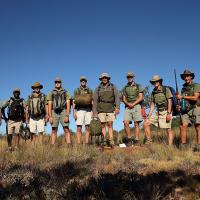 2012-Senior-Ranger-Selection-Course,-Waterberg-Mountains