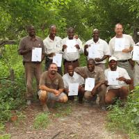 Chitabe-Guide-Training,-2012,-Botswana