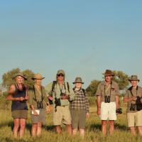 African Ecology, Okavango Delta, 2016