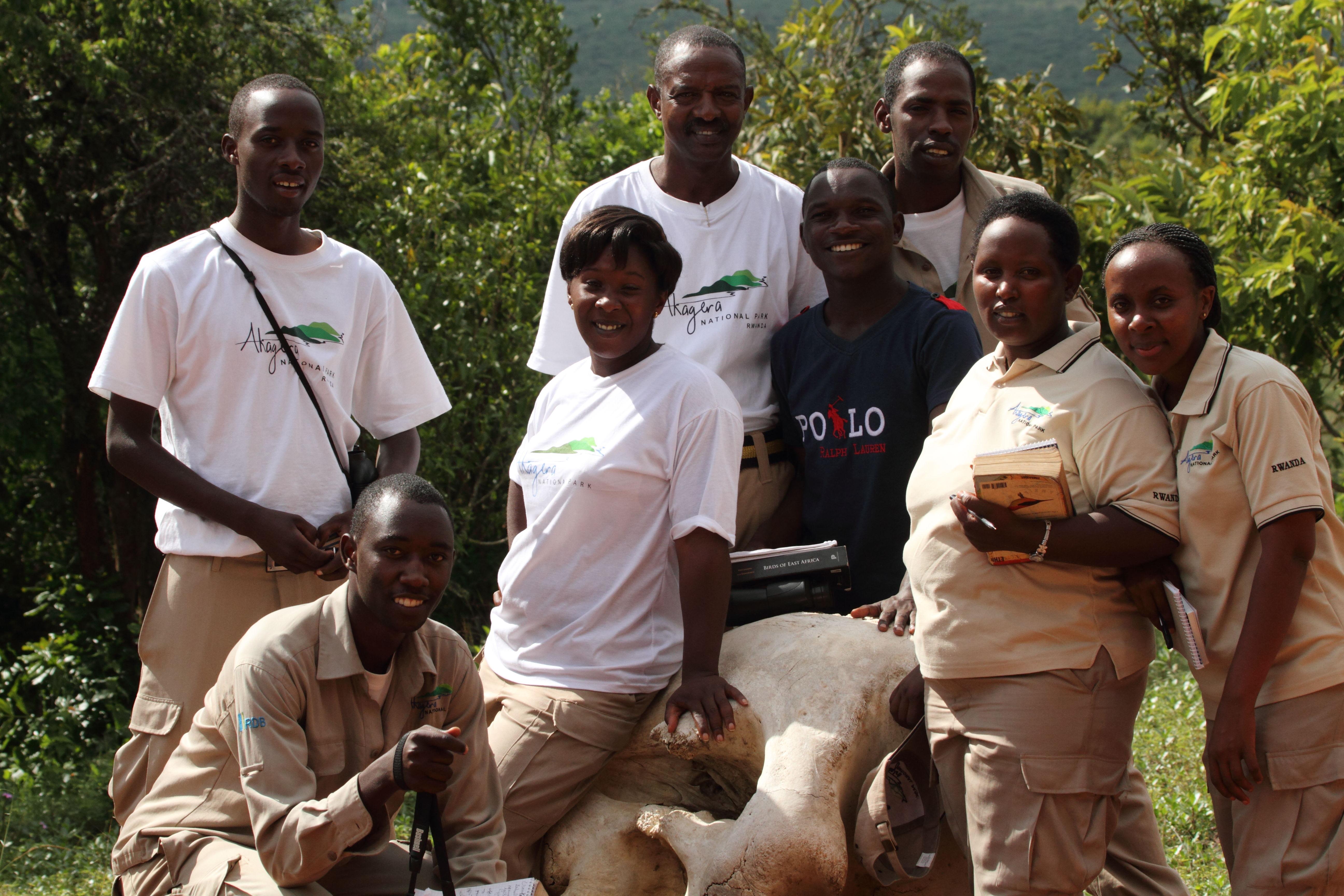 Guide-Training-Akagera-Rwanda-April-2013
